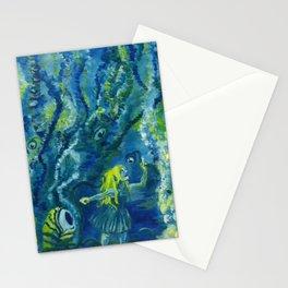 Elf 2 Stationery Cards