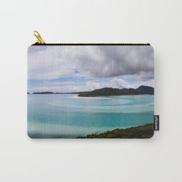 Whitsunday Islands- Whitehaven Beach Carry-All Pouch