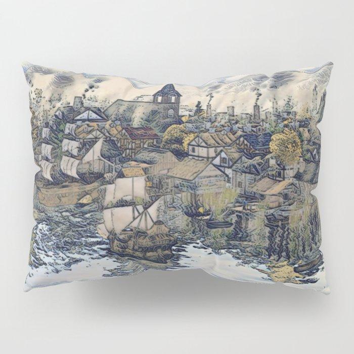 Industry Pillow Sham