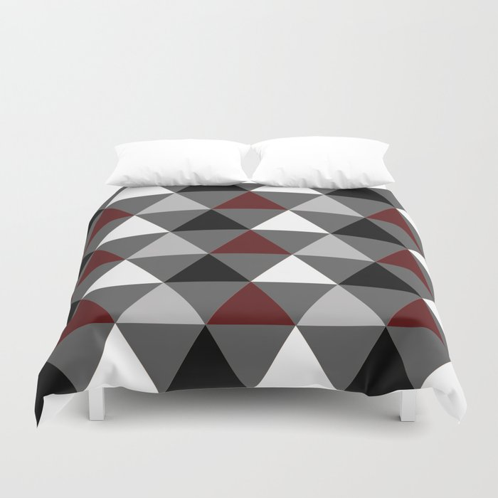 Abstract #403 Duvet Cover