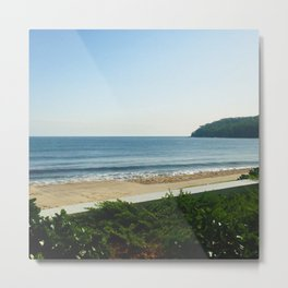 Noosa Australia Beach Metal Print