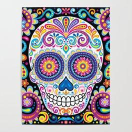 Sugar Skull (Cosmos) Poster