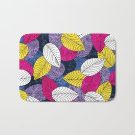 Let the Leaves Fall Bath Mat