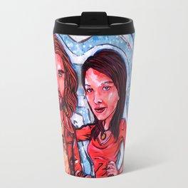 hip together Travel Mug
