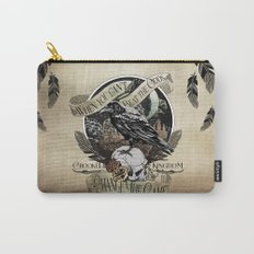 Crooked Kingdom - Change The Game Carry-All Pouch