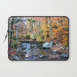 Autumn Woodlands Laptop Sleeve