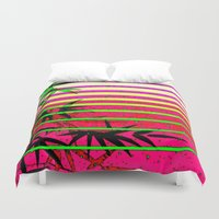 bamboo Duvet Covers featuring Bamboo by Mr and Mrs Quirynen