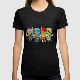 Wittle TMNT T-shirt