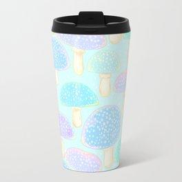 Pastel Mushoom Hunt Travel Mug