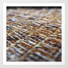 Net work Art Print