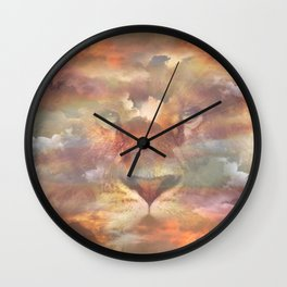 The Lion Of Judah Wall Clock