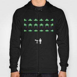 Funny UFO Space Aliens Hoody