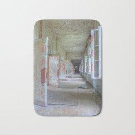 Lost Places, Beelitz Heilstaetten hallway Bath Mat