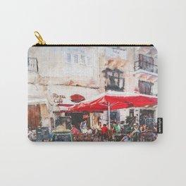 Malta Victoria Gozo Comino #malta #gozo Carry-All Pouch