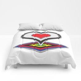 De Rosa Comforters