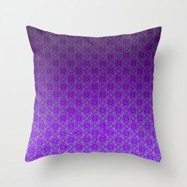 D20 Heathen Crit Pattern Premium Throw Pillow