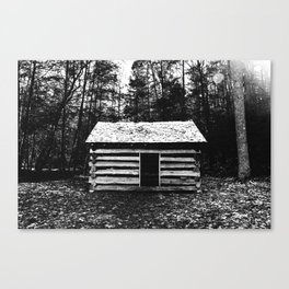 No Place Canvas Print