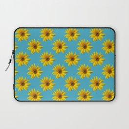 Sunflower - fall flower photograph Laptop Sleeve