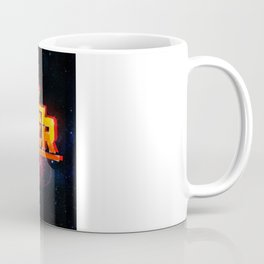 A Sound of Thunder Fire Planet Coffee Mug