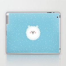 Sleeping Polar Bear Laptop & iPad Skin