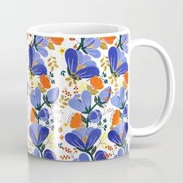 folk spring flowers no2 Coffee Mug