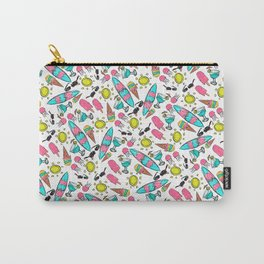 Beach Summer Pattern Carry-All Pouch