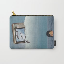 3D television Carry-All Pouch