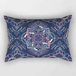 Midnight Circus Rectangular Pillow
