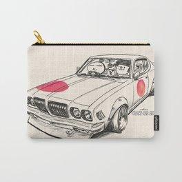 Crazy Car Art 0170 Carry-All Pouch
