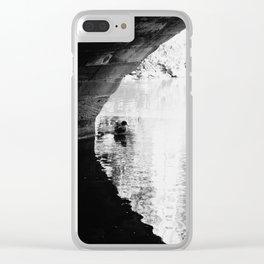 Under the Bridge #5 Clear iPhone Case