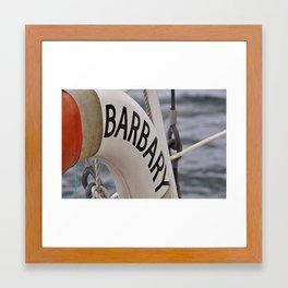 Lake Taupo New Zealand Framed Art Print