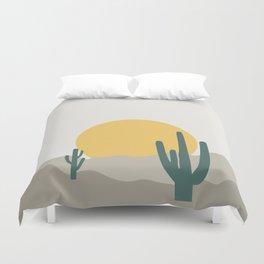 Desert Dreamin' Duvet Cover