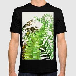 Watercolor Plants T-shirt