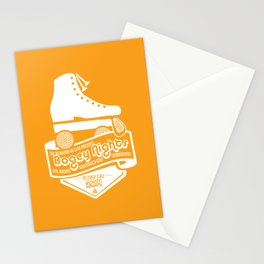 Bogey Nights Stationery Cards