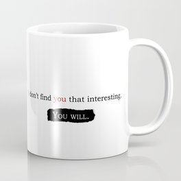 Hannibal - Apéritif Coffee Mug