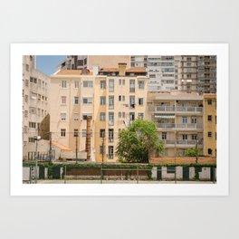 Architecture, Portugal Art Print