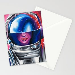Astrogirl Stationery Cards