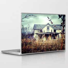 Yellow House Laptop & iPad Skin
