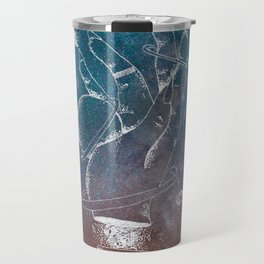 Hold The Galaxy Sky Travel Mug