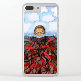 Under Water / Above Water Clear iPhone Case