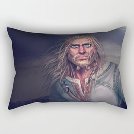 FATED : The Silent Oath - Ulfir Rectangular Pillow