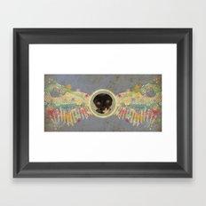 Kitten Framed Art Print