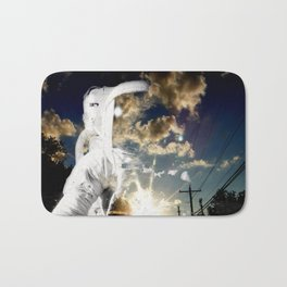 I've Got Sunshine on a Cloudy Day Bath Mat