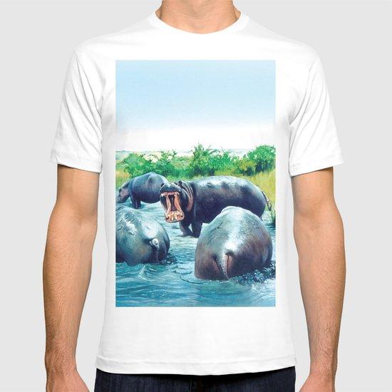 hippos T-shirt