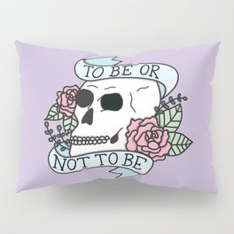 That is the Question Pillow Sham