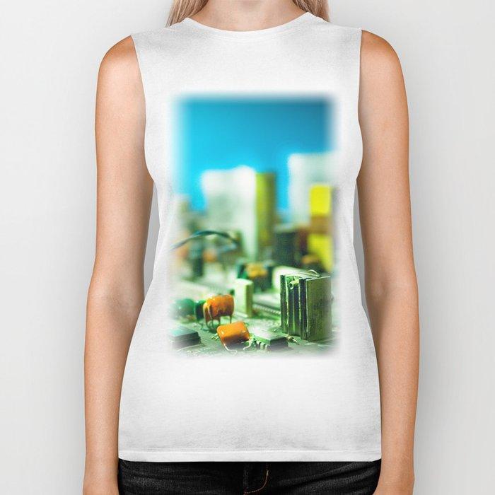 city Biker Tank