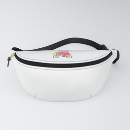 Peppa Pig Bicycle Fanny Pack