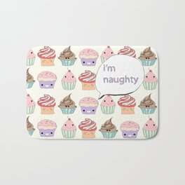 I'm Naughty Bath Mat