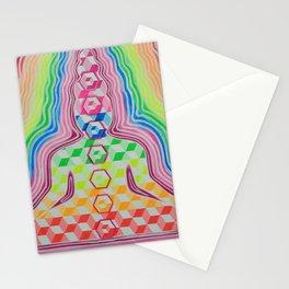 Mundos internos, mundos Externos 1 Stationery Cards