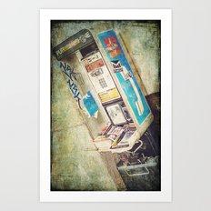 Remember Me?  Art Print